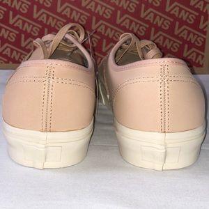 Vans Shoes - Vans Authentic DX (Veggie Tan Leather) Tan